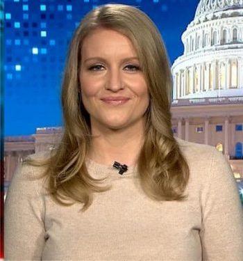 Jenna Ellis of the Thomas More Scoiety